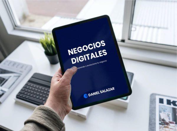 Negocios Digitales por Daniel Salazar