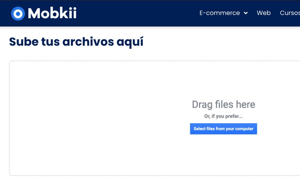 Mobkii Archivos - Sube tus archivos aquí
